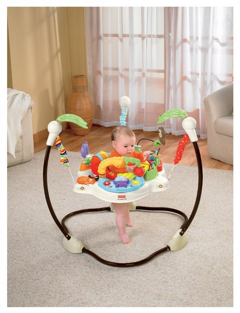 費雪動物園彈跳椅 (2)